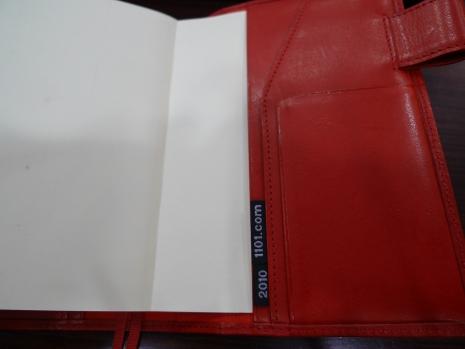 ほぼ日手帳+RHODIA(ロディア)が便利1