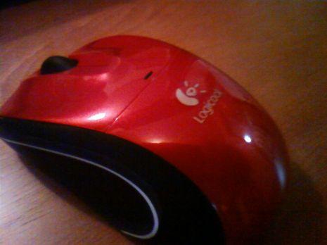 ワイヤレスマウスを購入した